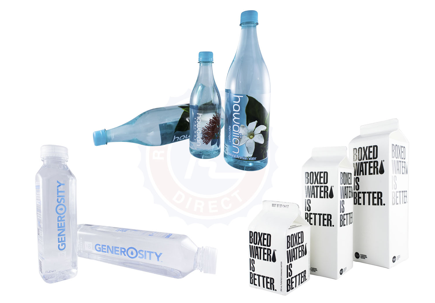 Water Catalog - Refreshments Direct